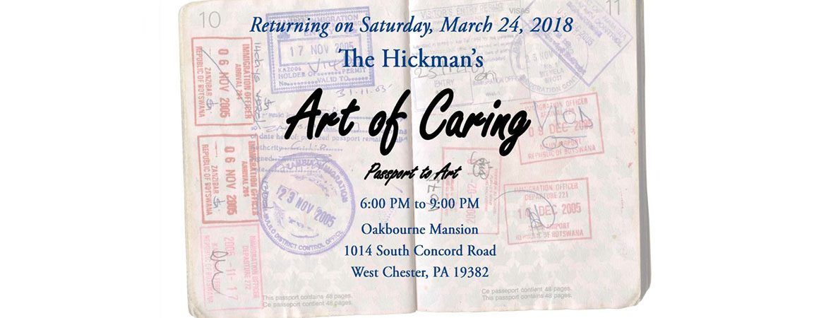 Art of Caring Sve the Date
