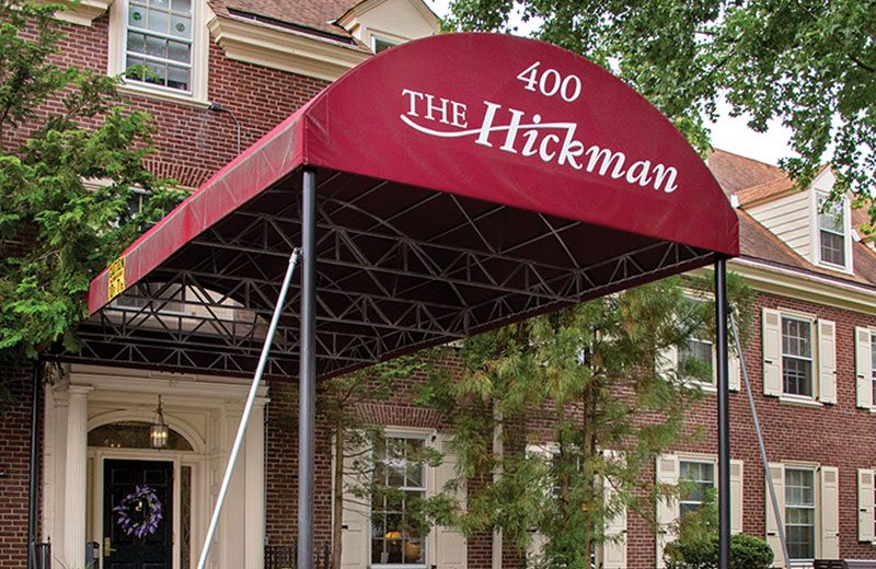 The Hickman Exterior