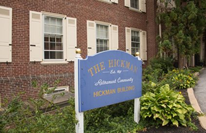 the hickman senior living west chester pa