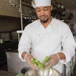 Chef Rodney Sykes