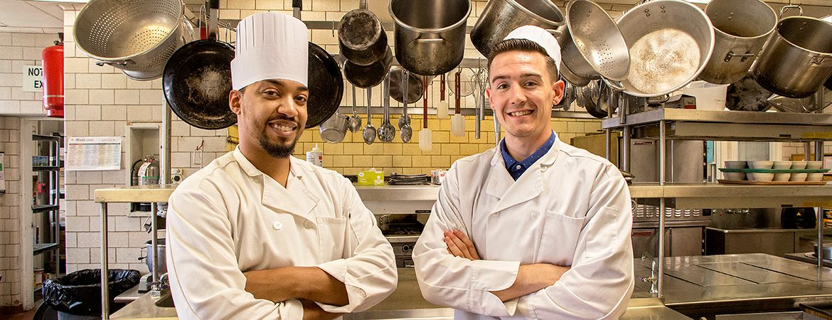 The Hickman Dining Services Team