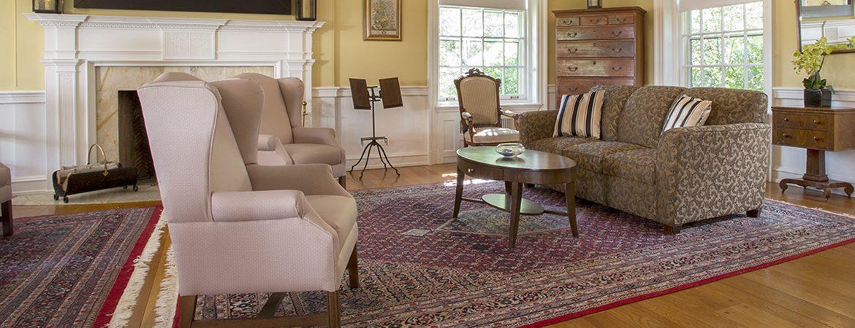 The Hickman Living Room
