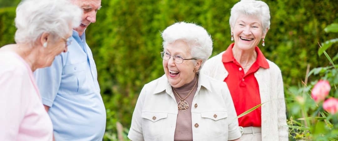 Benefits of Touring a Senior Living Community in Person